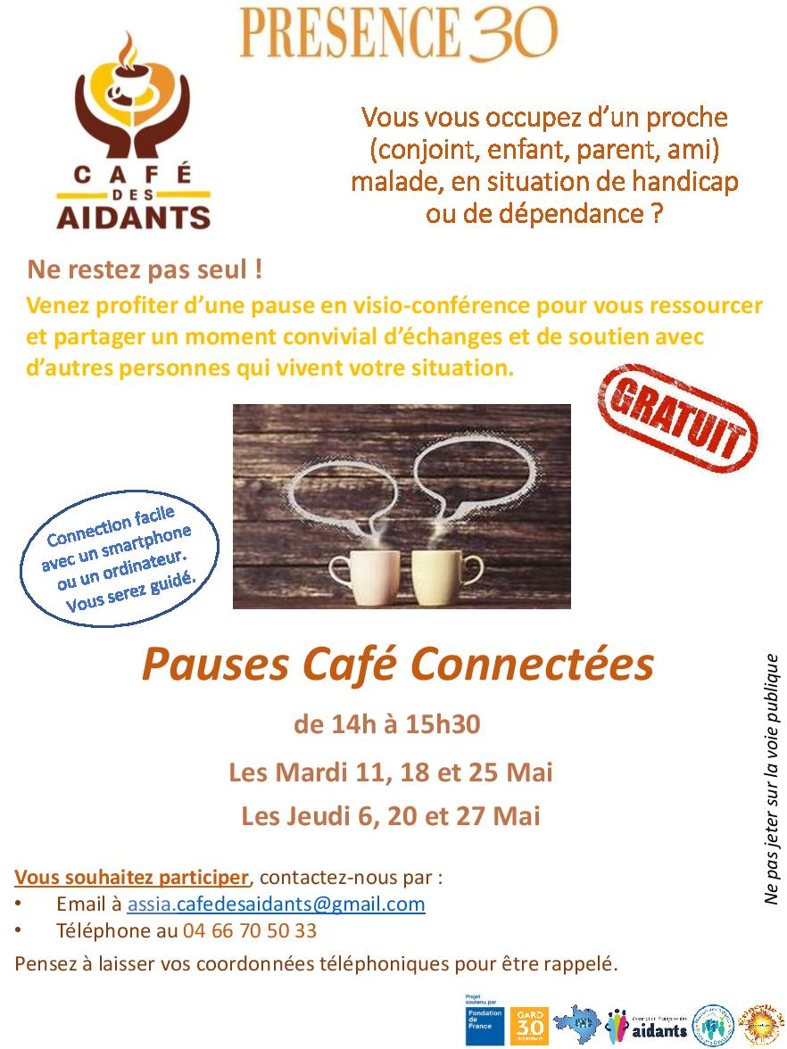 Presence30 - Flyer Pauses Cafe Connectees Aidants - Mai 2021-page-001
